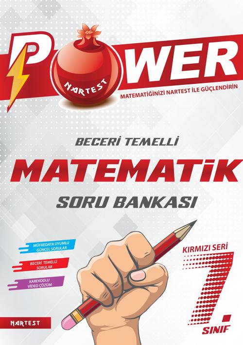 7. SINIF POWER MATEMATİK SORU BANKASI