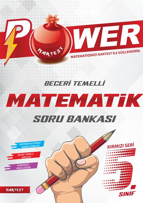 5. SINIF POWER MATEMATİK SORU BANKASI