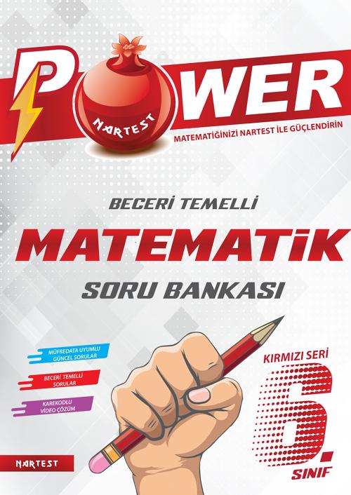 6. SINIF POWER MATEMATİK SORU BANKASI